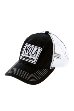 Sarah Ott Nowhere Truckers Hat - Alternate List Image