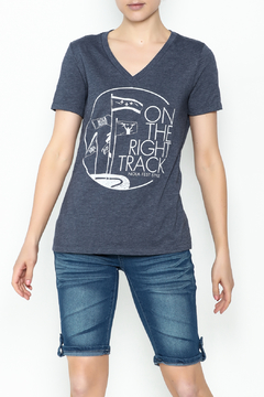 Sarah Ott Vintage Short Sleeve Tee - Product List Image