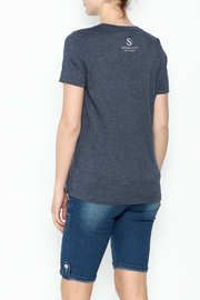 Sarah Ott Vintage Short Sleeve Tee - Back cropped
