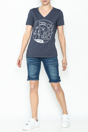 Sarah Ott Vintage Short Sleeve Tee - Side cropped