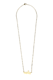 Sarah Ott Gold Nola Necklace - Product Mini Image