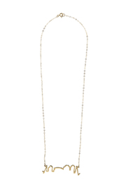 Sarah Ott Gold Skyline Necklace - Product Mini Image