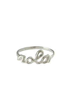Shoptiques Product: Sterling Nola Ring
