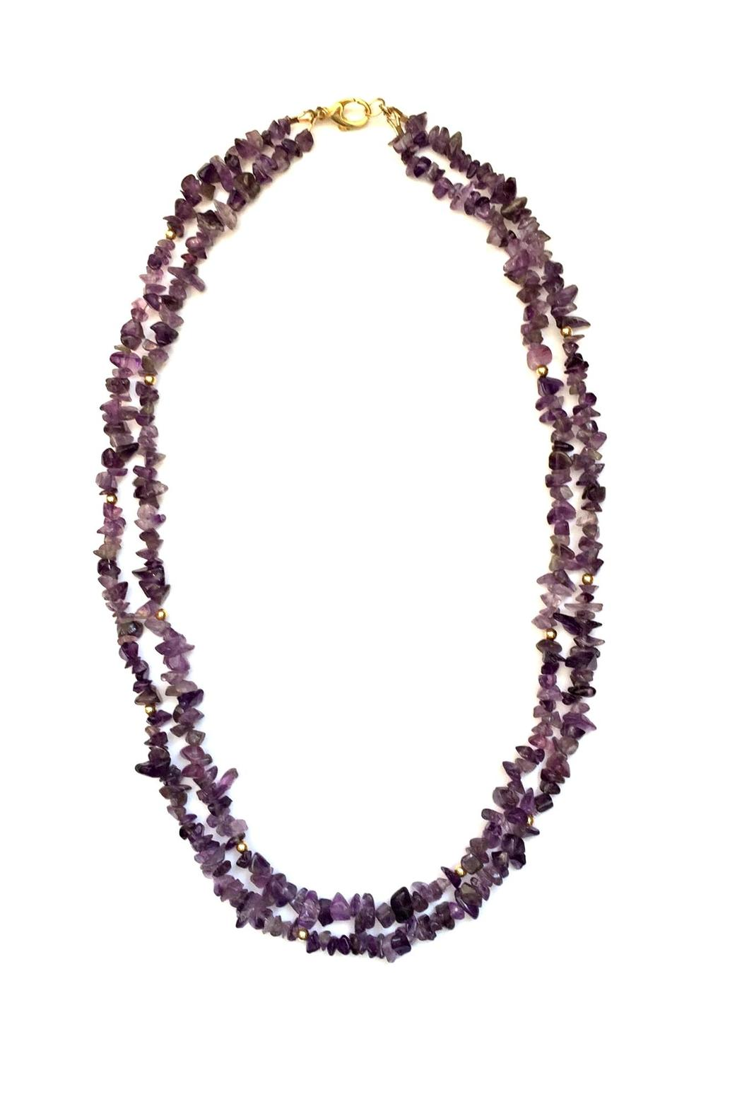 Sarapaan Pebble  Necklace - Main Image