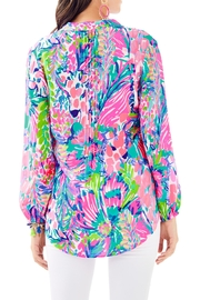 Lilly Pulitzer Sarasota Tunic Top - Front full body