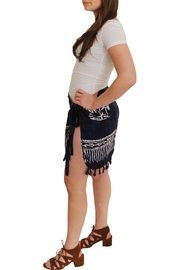Summer Salt Body Sarong Coverup - Front full body