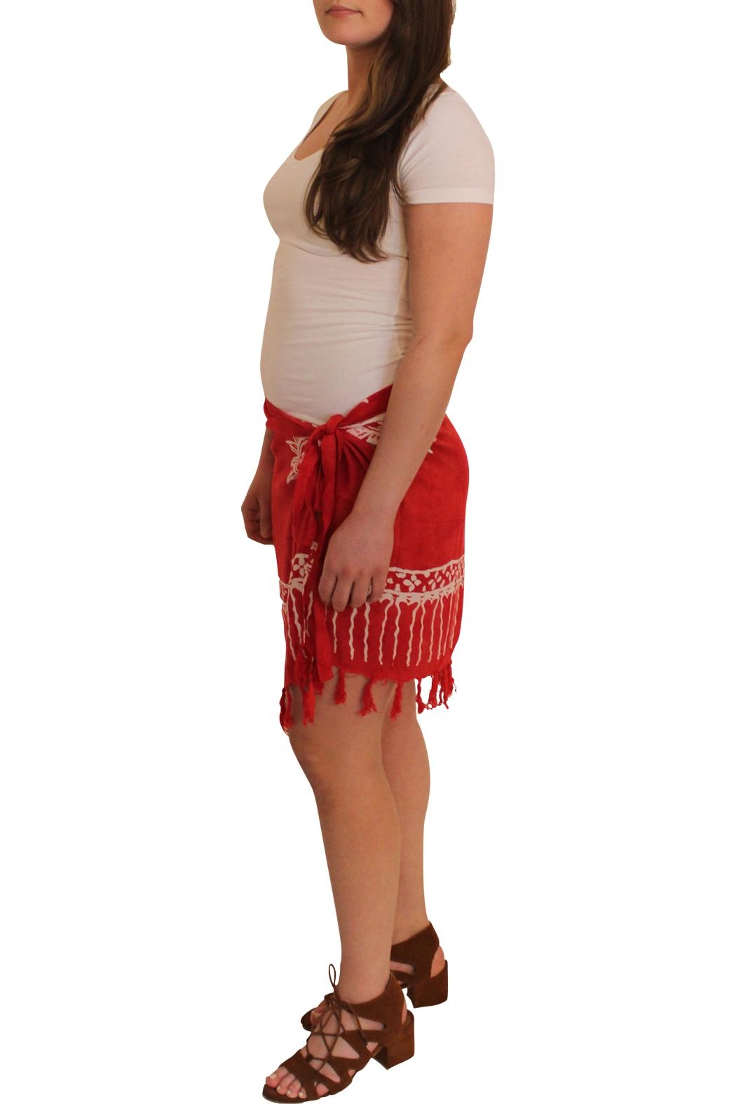 Summer Salt Body Sarong Coverup - Front Full Image