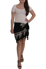 Summer Salt Body Sarong Coverup - Product Mini Image