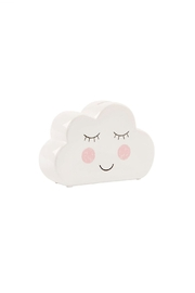 Sass & Belle Cloud Money Bank - Front full body