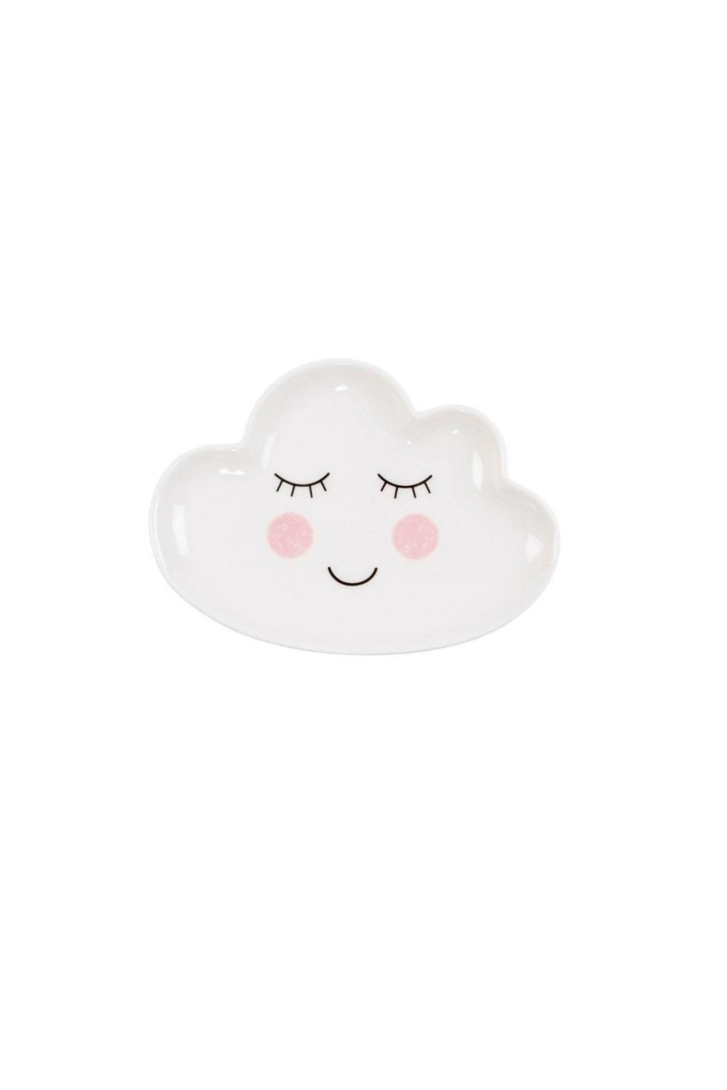 Sass & Belle Cloud Plate Dish - Main Image