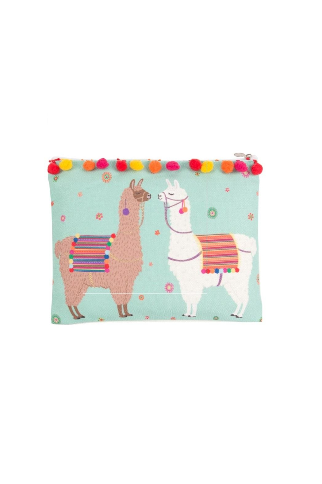 Sass & Belle Lima Llama Pouch - Main Image