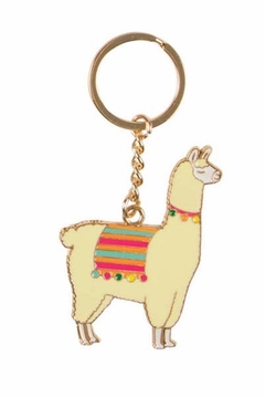 Sass & Belle Llama Keychain - Product List Image