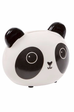 Sass & Belle Panda Money Box - Alternate List Image
