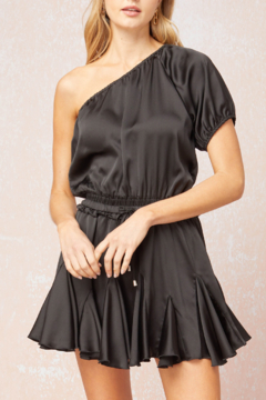 entro  Sassy in Satin dress - Product List Image