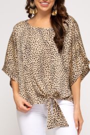 She and Sky Sassy Style top - Product Mini Image
