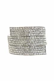 Sassy South Crystal Pave Bracelet - Product Mini Image