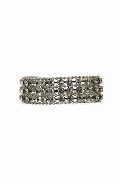 Sassy South Rhinestone Bracelet 3-Row - Product List Image