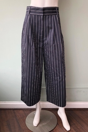 Tibi Sateen Stripe Pant - Product Mini Image