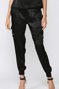 Fate Satin Cargo Jogger - Alternate List Image