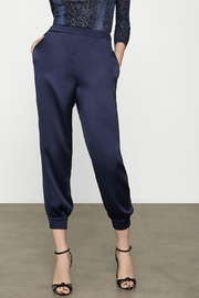 BCBG MAXAZRIA Satin Harem Pants - Product Mini Image