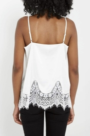 Soprano Satin Lace Camisole - Other
