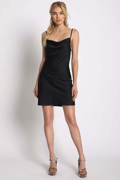 Shoptiques Product: Satin Mini Dress