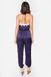 Sugarlips Satin-n-Lace Jumpsuit - Other