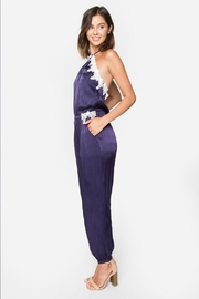 Sugarlips Satin-n-Lace Jumpsuit - Back cropped