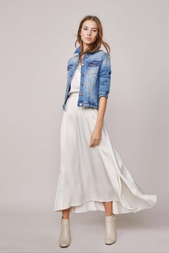 Summum Satin Skirt - Alternate List Image