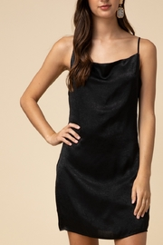 Entro Satin Slip Dress - Product Mini Image