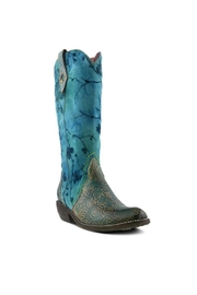 Spring Footwear Saturday-Night Saloon Boot - Front cropped