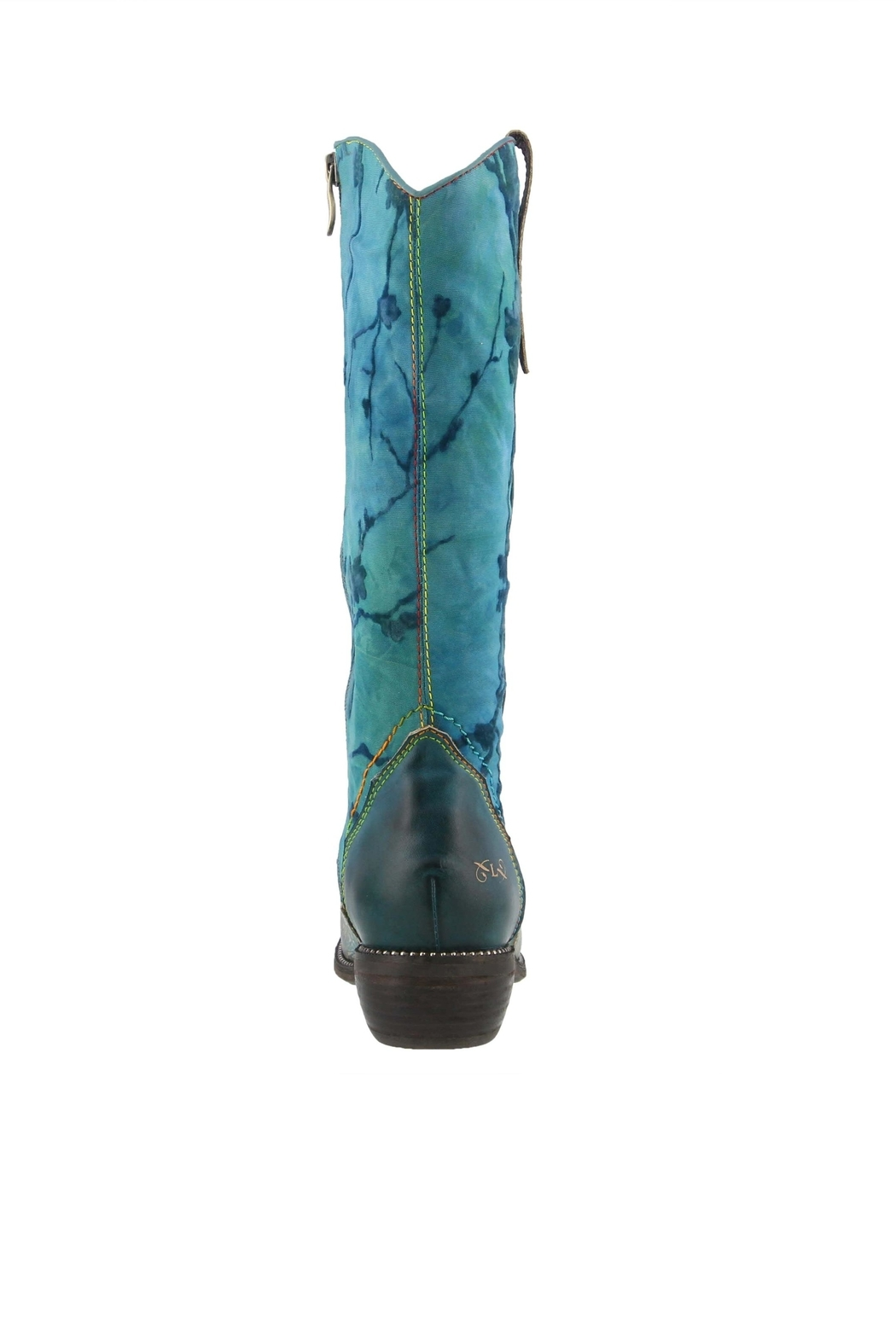 Spring Footwear Saturday-Night Saloon Boot - Side Cropped Image