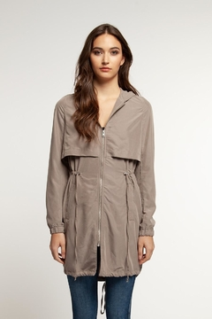 Dex Saturday Trench Coat - Product List Image