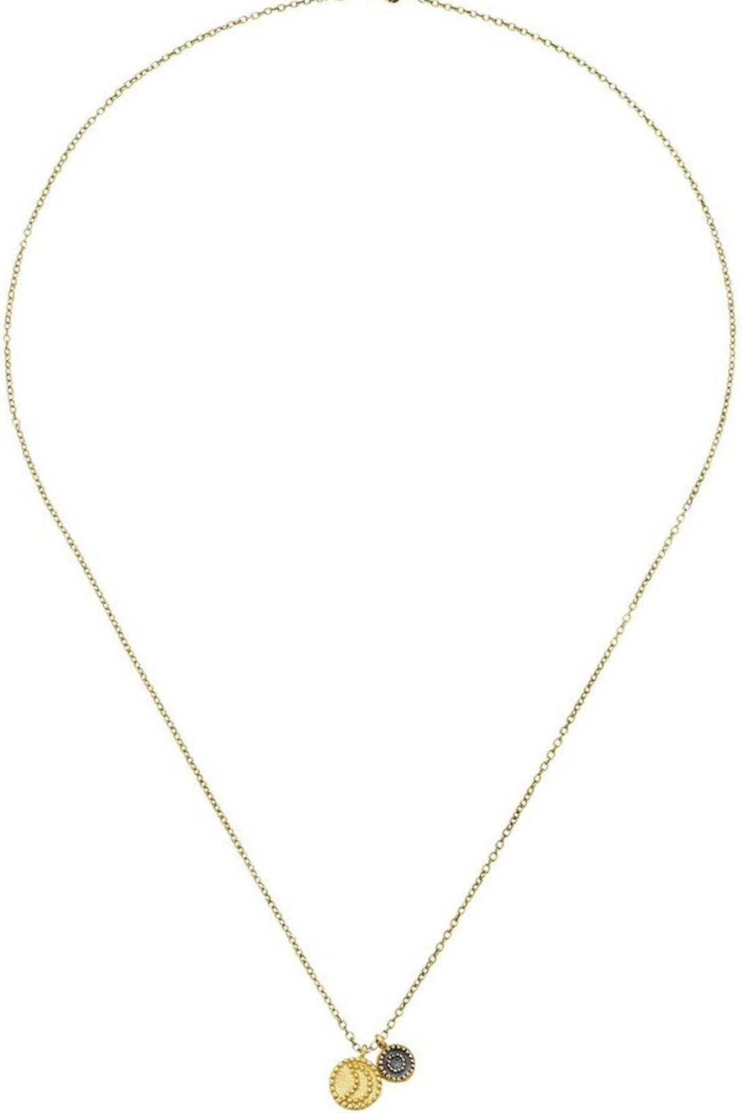 shop satya celestial deals necklace gold jewelry galaxy pyrite on spring shopping