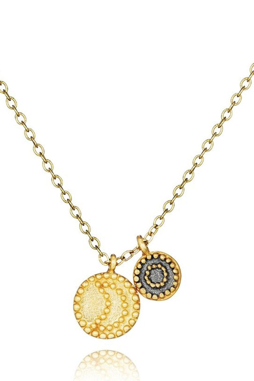 Satya Celestial Necklace - Front Full Image