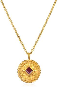 Satya July Birthstone Necklace - Product List Image
