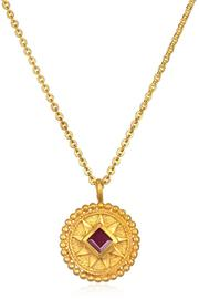 Satya July Birthstone Necklace - Product Mini Image