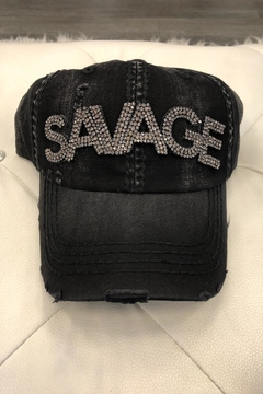 Olive & Pique Savage Hat - Alternate List Image