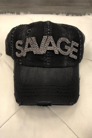 Olive & Pique Savage Hat - Product Mini Image
