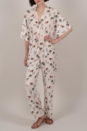Molly Bracken Savanah Pink Jumpsuit - Product Mini Image