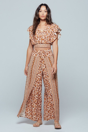 Band Of Gypsies SAVANNA PANT - Front cropped