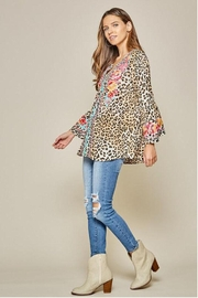 Savanna Jane Embroidered Tunic - Side cropped