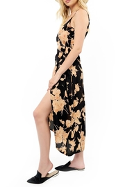 Saltwater Luxe Savannah Floral Jumpsuit - Front full body