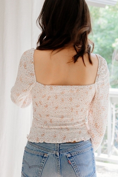Cupcakes & Cashmere Savannah Top - Alternate List Image