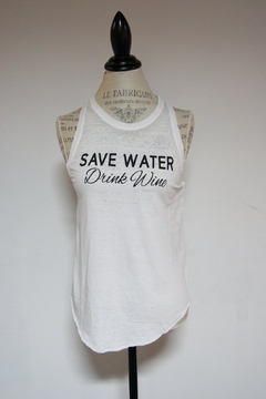 Tyler Jacobs Save Water Top - Alternate List Image