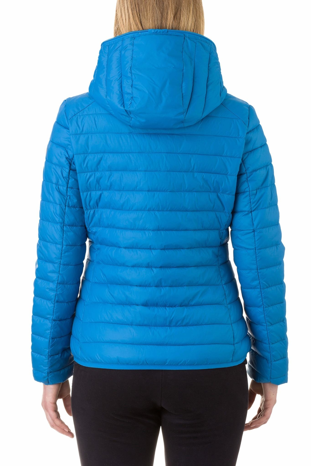 SAVE THE DUCK Lightweight Hooded Jacket - Front Full Image