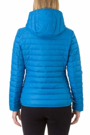 SAVE THE DUCK Lightweight Hooded Jacket - Front full body