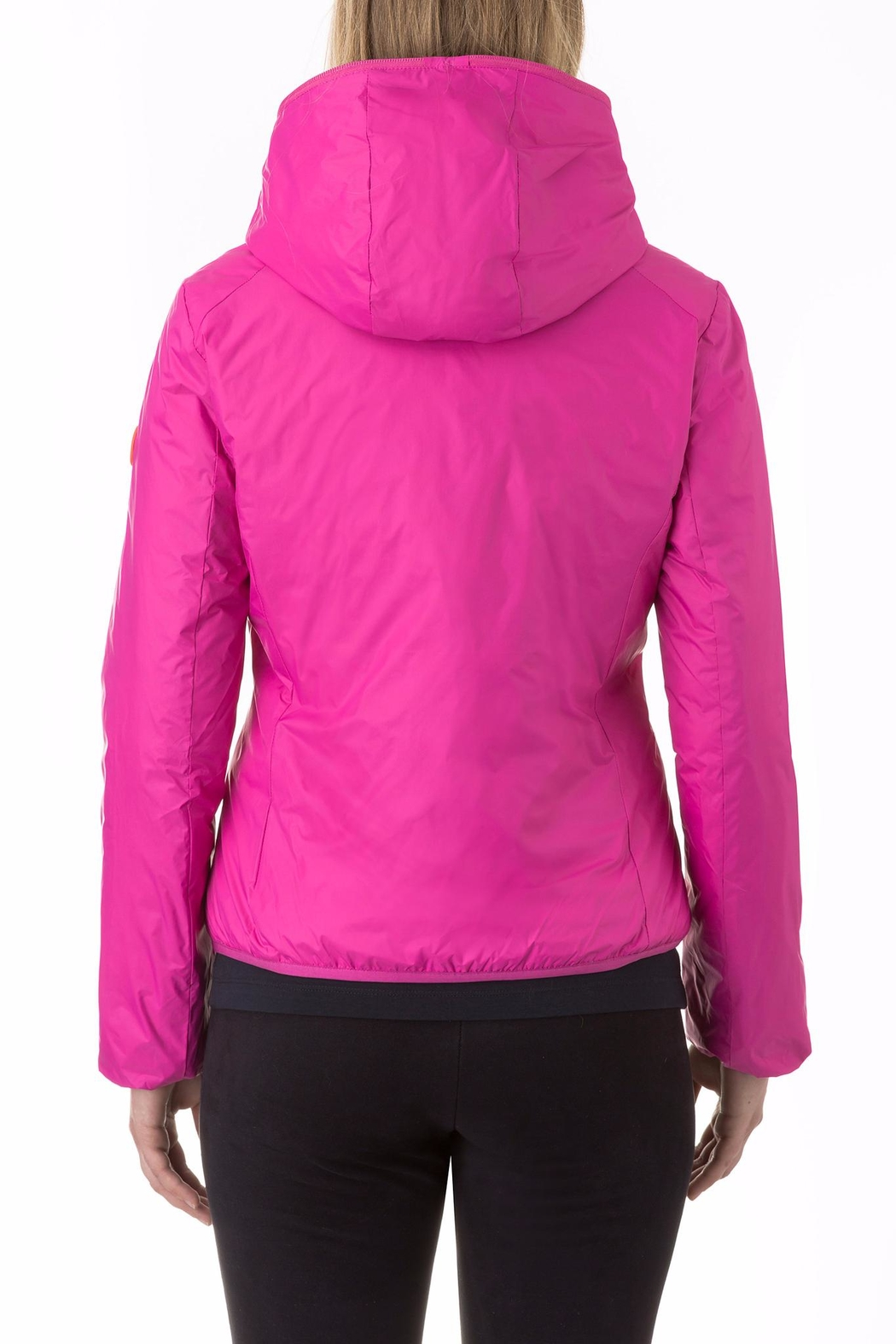 SAVE THE DUCK Lightweight Reversible Jacket - Front Full Image