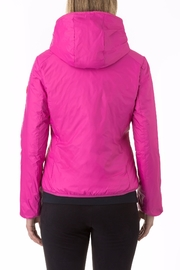 SAVE THE DUCK Lightweight Reversible Jacket - Front full body
