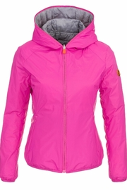 SAVE THE DUCK Lightweight Reversible Jacket - Side cropped